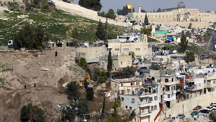 EU report slams Israeli settlements, calls for economic sanctions