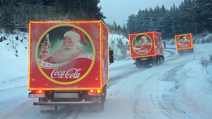 Coca-Cola HBC says Russia a 'risky' developing economy