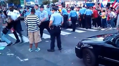 Businessman accuses Philadelphia cops of severely beating and robbing him