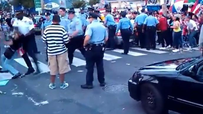Cop found not guilty of assault despite video proof