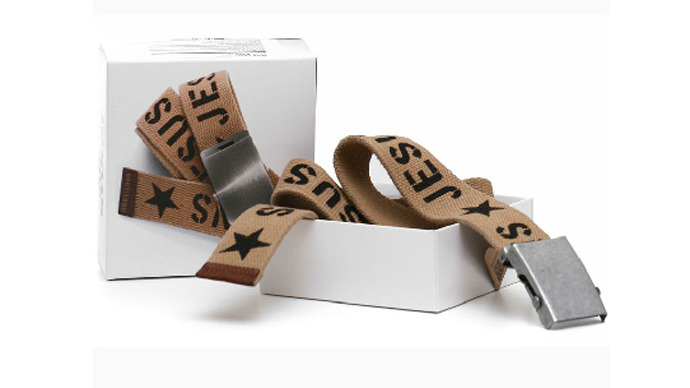 Denim deity: Jesus Jeans defends trademark