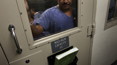 Congressional mandate ensures thousands of immigrants remain behind bars
