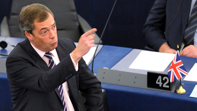 Fourth party in: UKIP surges in England's by-election on anti-EU ticket