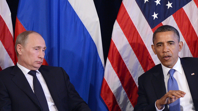 Putin, Obama stress cooperation, pledge to 'avoid deterioration' in relations