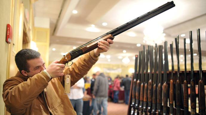 South Dakota approves guns in the classroom