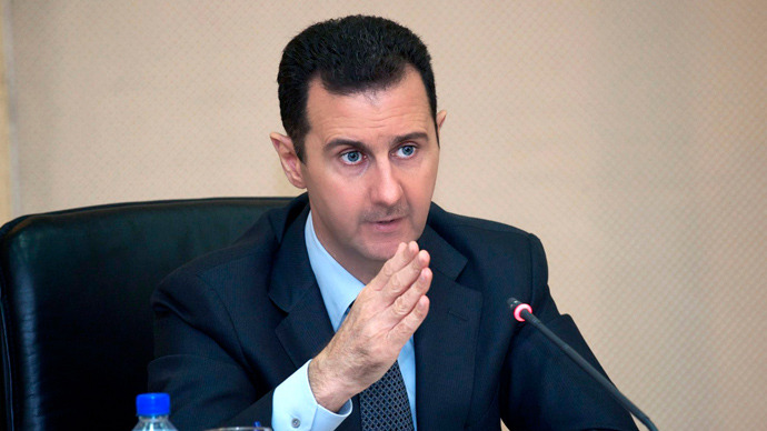 'Tradition of bullying and hegemony': Assad lashes at UK's 'shallow and immature rhetoric' towards Syria