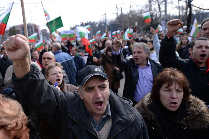 AFP Photo/Dimitar Dilkoff