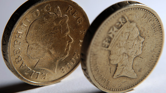 UK wages took bigger hit post-crisis than govt. estimate- report