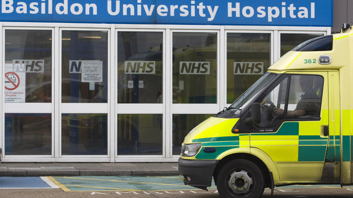 UK's NHS may adopt ID cards in struggle to curb health tourism