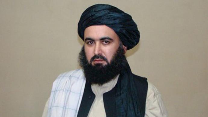 Mullah Agha Jan Mutasim (AFP Photo / STR)