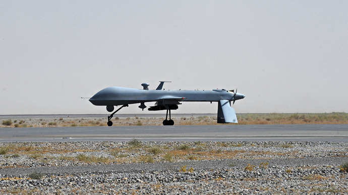 DHS drones equipped to eavesdrop on Americans