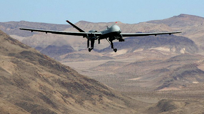 An MQ-9 Reaper. (AFP Photo / Ethan Miller)