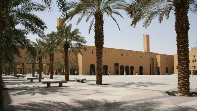 "Deera Square, central Riyadh. Known locally as ""Chop-chop square"", it is the location of public beheadings. (Image from en.wikipedia.org)"