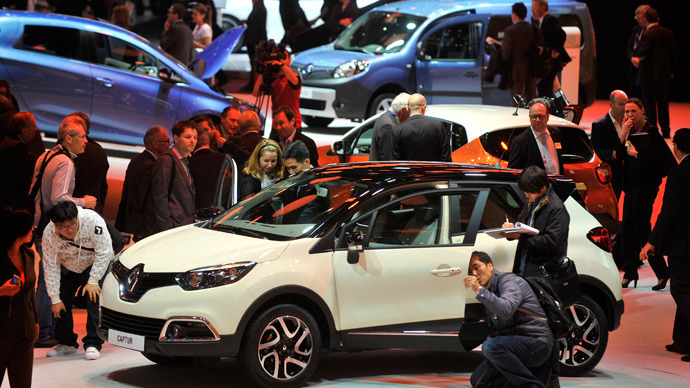 European car-market is collapsing, recovery may take years