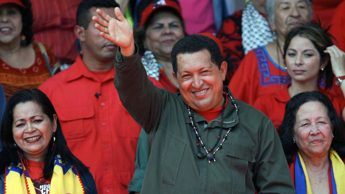 Hugo Chavez: Never lost for words