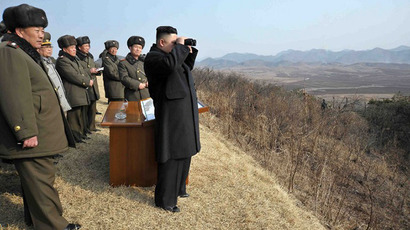 North Korea scraps armistice, cuts hotline with South following threats