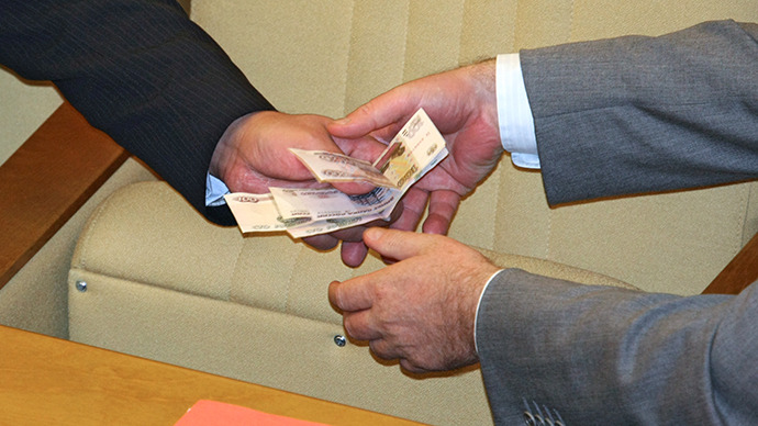 Corrupting language: Russian officials banned from bribe-inducing phrases
