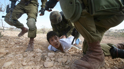 Israel used Palestinian minors as human shields, detain and torture - UN