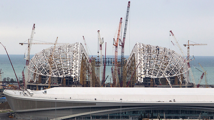 Olympic overstate: Sochi embezzlement reaches $506mn