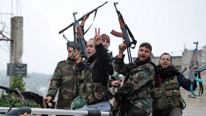 Arab League: Arab states free to offer military support to Syrian rebels