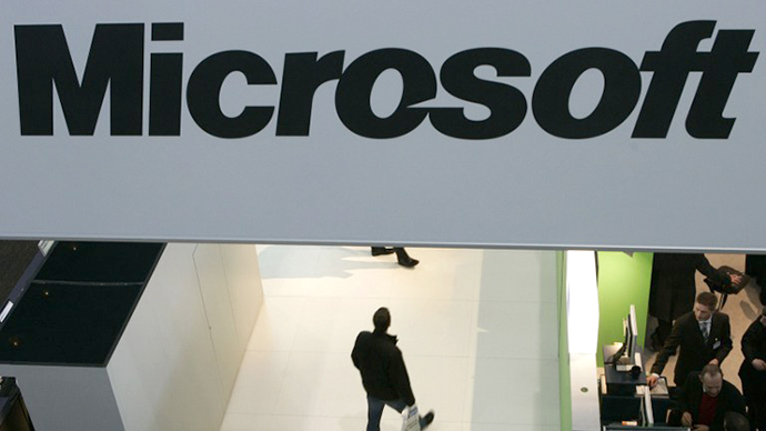EU fines Microsoft $732mn for breaking anti-monopoly rules