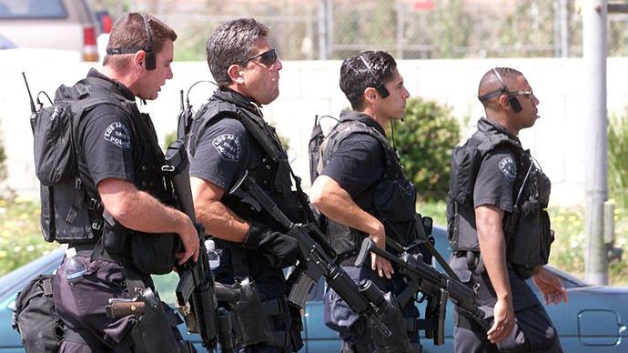 Police militarization comes under nationwide investigation