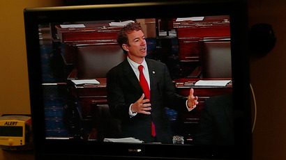 Rand Paul stops confirmation of CIA director due to drone killings of Americans