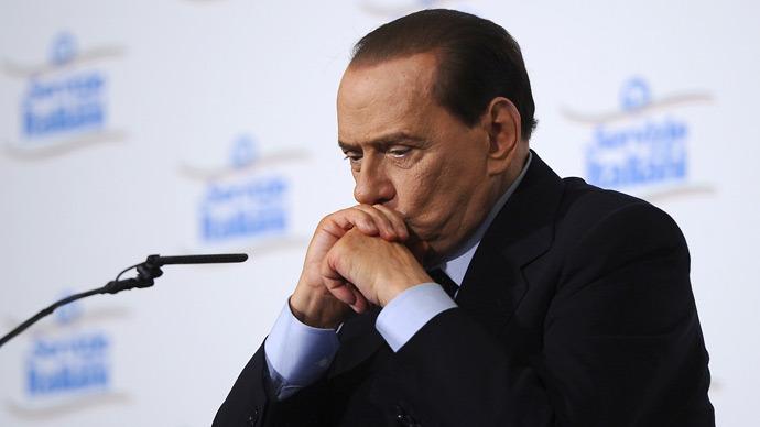 Berlusconi sentenced to 1 year behind bars in wiretap trial