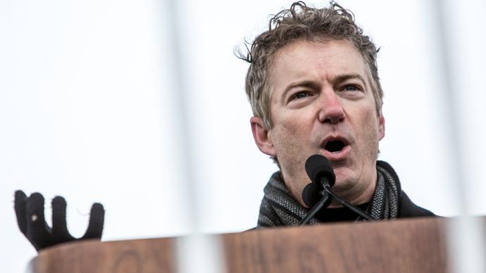 Rand Paul (Brendan Hoffman / Getty Images / AFP)