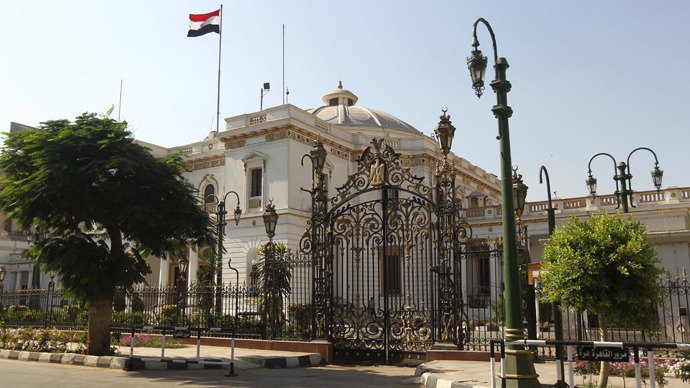 Egypt's election committee cancels April parliamentary vote
