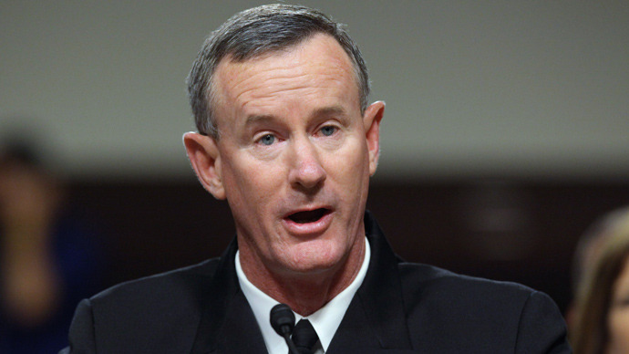 William McRaven (Chip Somodevilla / Getty Images / AFP)