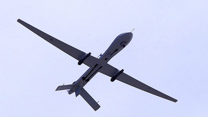 A U.S. Air Force MQ-1 Predator. (Reuters)