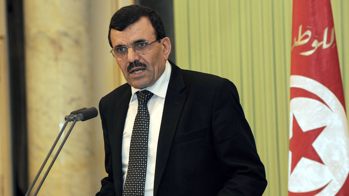 Tunisian PM announces newly formed coalition government