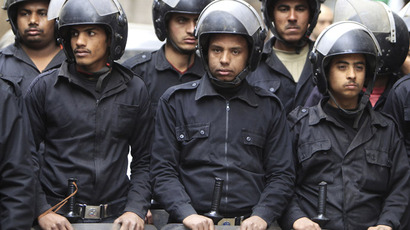 Egypt police rebellion: Low-ranking officers demand better work conditions