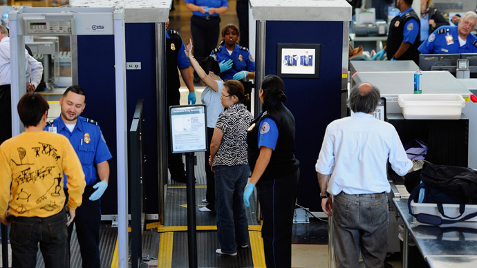 Texas mulls anti-TSA pat-down bill
