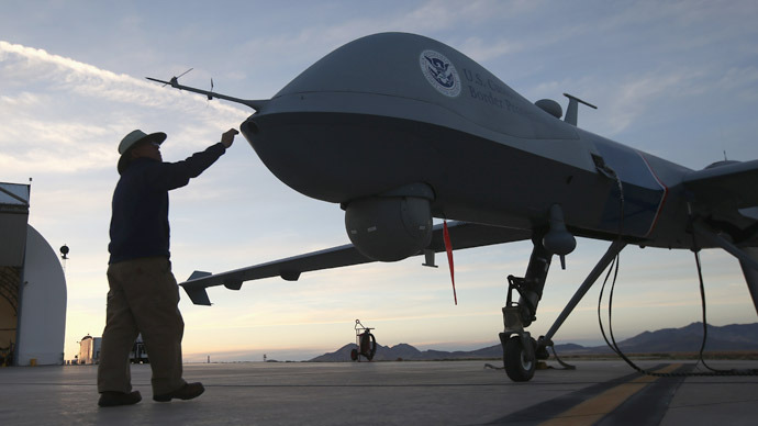 US Air Force scrubs drone strike data from reports