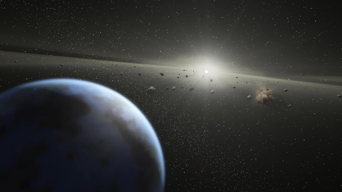 Tail-blazers: Scientists reveal first images of sun's comet-like tail