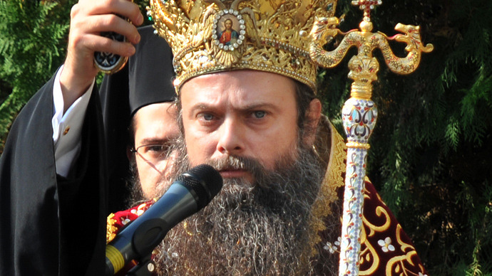 Rolex of Doom: Bulgarian cleric fails to sell gold watch to cover his church's electricity bill