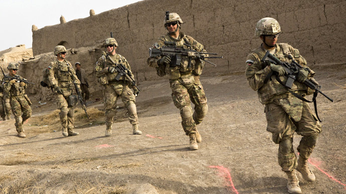Apparent insider attack kills 2 US troops, 3 Afghan police - officials