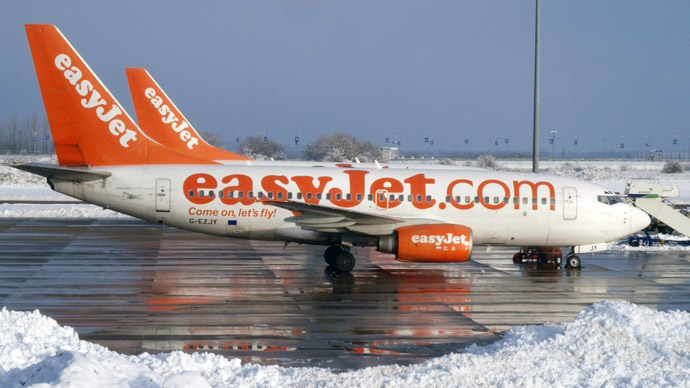 EasyJet to launch flights to Russia in March