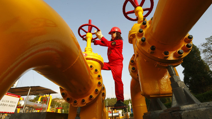 Chinese shale gas boom under threat