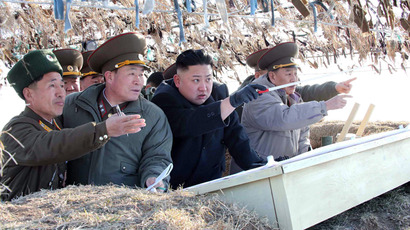 North Korea test-fires two short-range missiles - reports