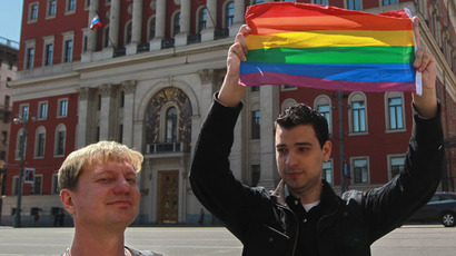 Russia bans adoptions by foreign same-sex couples