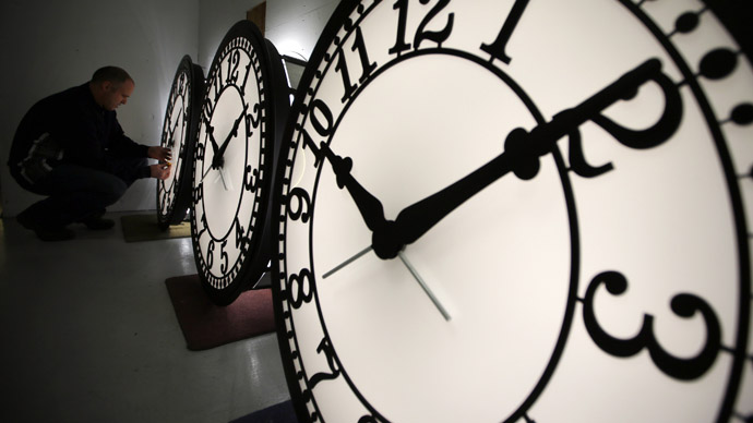 US lost almost half a billion dollars due to Daylight Saving Time
