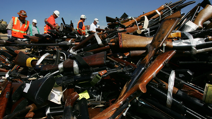 NRA celebrates 'gun day' as Texas passes pro-gun legislation