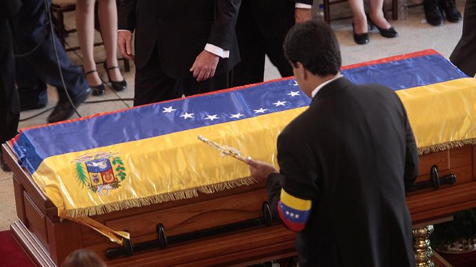 Venezuela to probe Chavez cancer death conspiracy