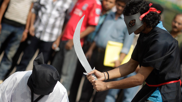 Saudi Arabia executes 7 for juvenile crime despite UN appeal