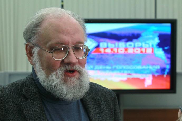 Vladimir Churov ( RIA Novosti / Ruslan Krivobok)