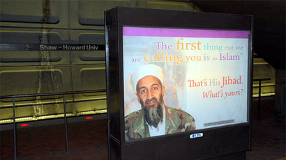 Islamophobic Hitler ads appear on San Francisco buses