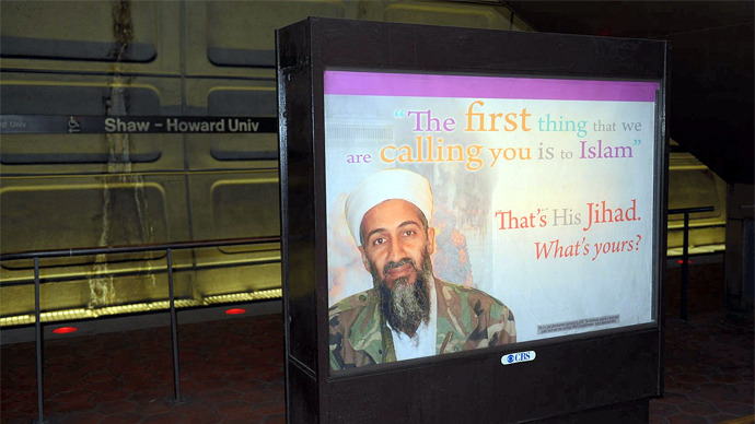 San Francisco runs controversial anti-Muslim bus ads, sparking harsh criticism